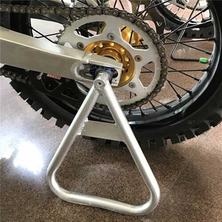 Universal Motorcycle Triangle Stand For Dirt Bike