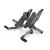 Aftermarket Motorcycle Adjustable Rearsets For Suzuki Gsxr250