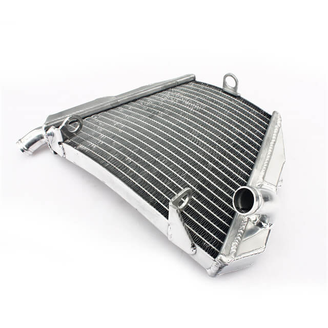 Tarazon High Quality Aluminum Water Cooling Motorcycle Radiators for DUCATI Street Bike