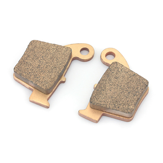 Honda Sintered Rear Disc Brake Pad Replacement