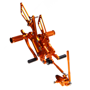 Aluminum Alloy Motorcycle Rear Sets For Sale