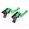 Unbreakable CNC Billet Motorcycle Levers For Buell 1125R