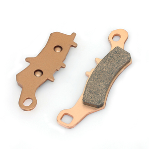 Motorcycle Front Disc Brake Pad Replacement