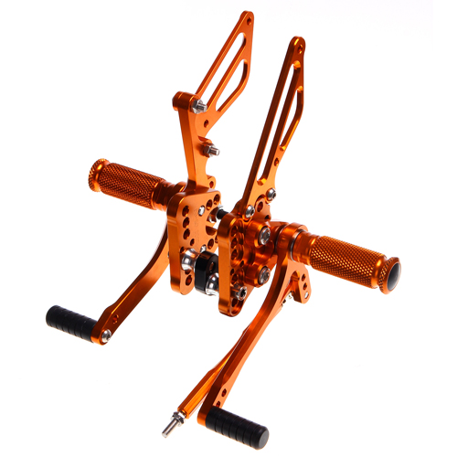 High Performance Rearsets For Motorcycle Spare Parts
