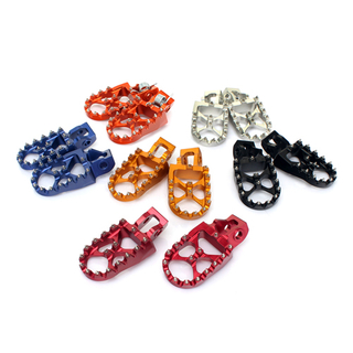 OEM Replacement Motorcycle Foot Pegs for Off Road