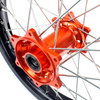 Aluminum MX Wheel Set for Dirt Bike