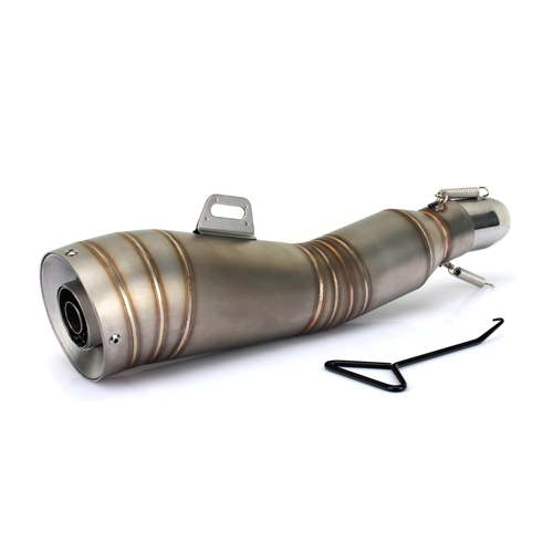 Stainless Steel Universal Motorcycle Exhaust Muffler