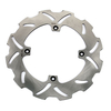 Wave Solid Motorcycle Front Brake disc for Dirt BIke