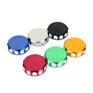 CNC Billet T6061 Motorcycle Brake Reservoir Cap