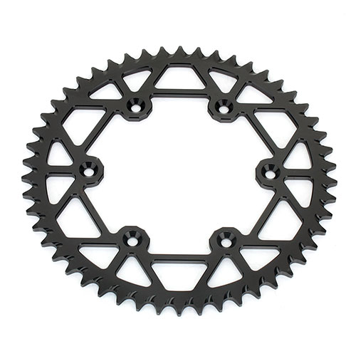7075 aluminum motorcycle rear sprocket for KTM
