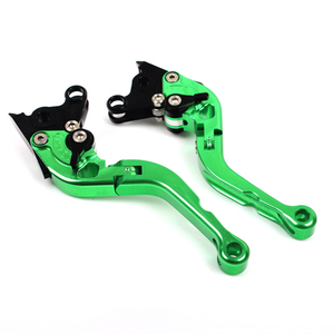 CNC Billet Clutch And Brake Levers For Motorcycles Kawasaki Ninja 2017