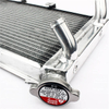 Aftermarket Motorcycle OEM aluminum water cooling radiator For Triumph
