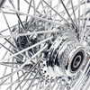 Custom Spoked Motorcycle Wheels For Harley Davidson Parts