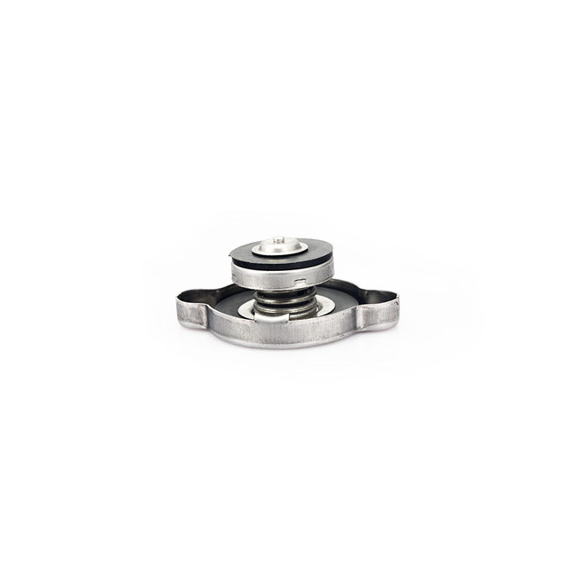 All Aluminum Replacement Motorcycle Radiator Cap Pressure Affect Cooling