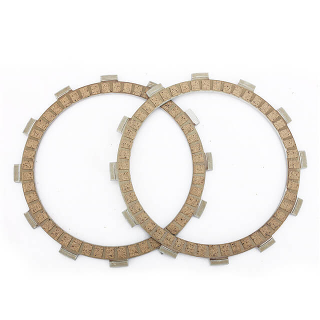 High Quality Wholesale Paper Based Motorcycle Clutch Friction Plate for HONDA