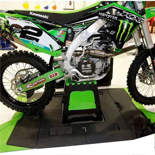High Performance Foldable Dirt Bike Lift Stand