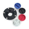 CNC Machined Easy Mount Replacement Gas Cap For Motorcycle