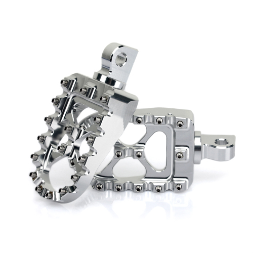Custom Adjustable Motorcycle Foot Pegs For Harley