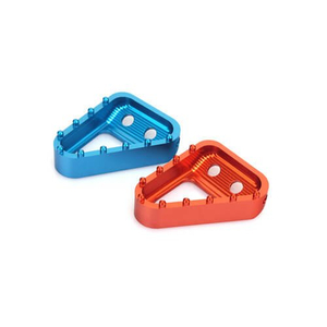 Billet Aluminum KTM Motorcycle Step Plate For Brake Pedal