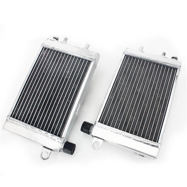 Full Aluminum Water Cooling Radiators For APRILIA