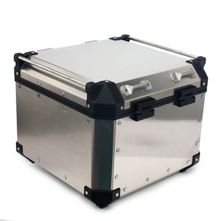 Bending ADV Aluminium Top Box Tail Case