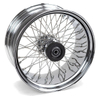 18 Inch Wide Chrome Rear Wheel Sets For Harley