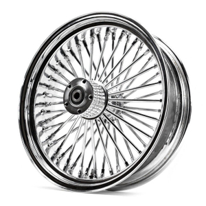 High Performance Steel 48 spokes Rear Wheel For Harley