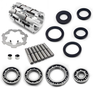 For Polaris Silver ATV Front Differential Rebuild Kit