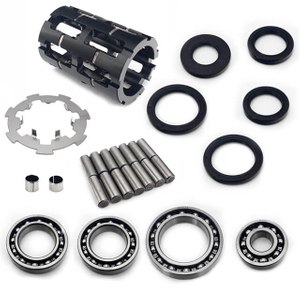 High Performance Front ATV Differential Rebuild Kit With Cage