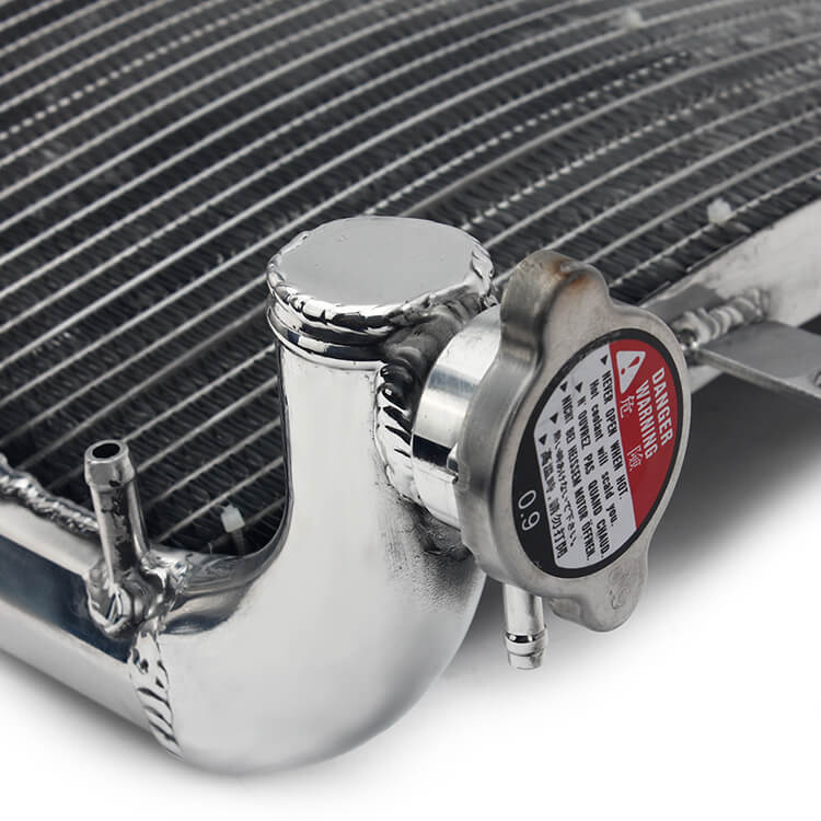 CUSTOM MADE MOTORCYCLE LARGE RACING RADIATOR