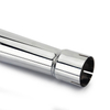 Chrome Stainless Steel Exhaust Muffler for Harley Touring